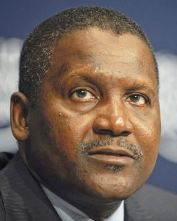 Aliko Dangote, l'homme qui a bâti son empire sur l'industrie du ciment