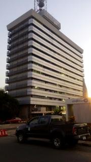 Hotel à Accra