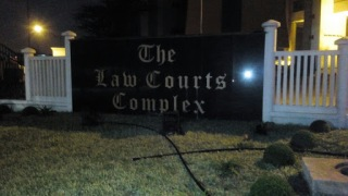 The Law Courts Complex au Ghana