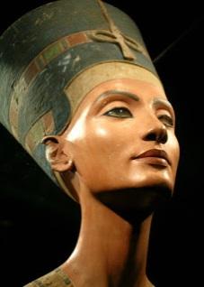 Néfertiti, grande reine d'Egypte