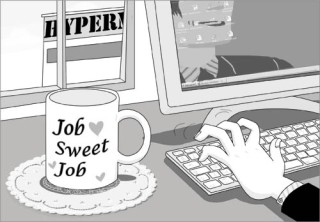 Partir du boulot plus tôt