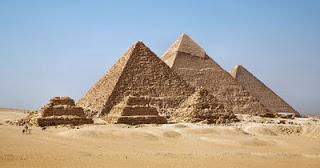 Symbolique des pyramides d'Egyptes
