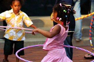 hula-hoop créé en Egypte