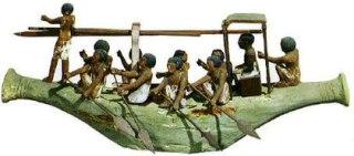 Les Egyptiens et le commerce