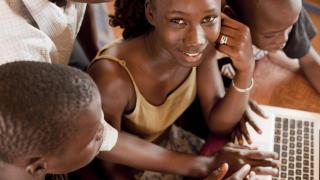 Jeunesse africaine formée pour répondre aux préoccupations