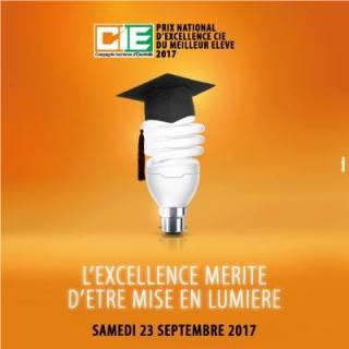Prix d'excellence CIE 2017
