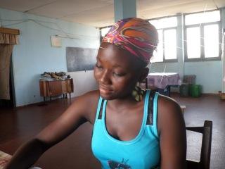 Miss Africa révise ses maths
