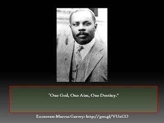 Marcus Garvey et le slogan de l'UNIA