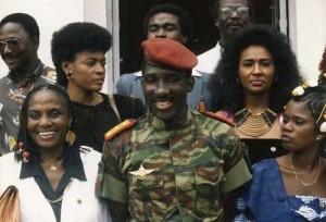 Citations de Thomas Sankara sur l'émancipation de la femme