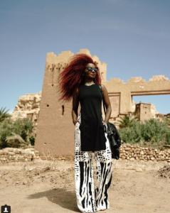 Comptes Instagram pour visiter l'Afrique sans bouger de son canapé: Sunita