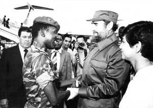 Citations de Thomas Sankara, le Che africain, sur la révolution