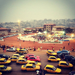 Compte instagram pour visiter l'Afrique