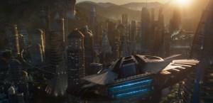 Revue Cinéma: Black Panther et le Wakanda