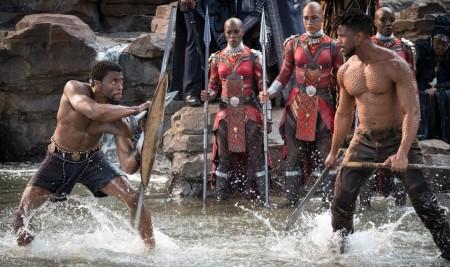 Revue de cinéma: Black Panther