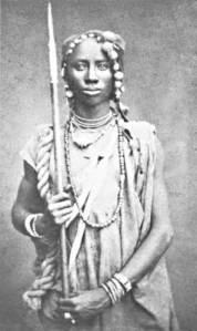 TAsi Hangbè, reine africaine inspirante