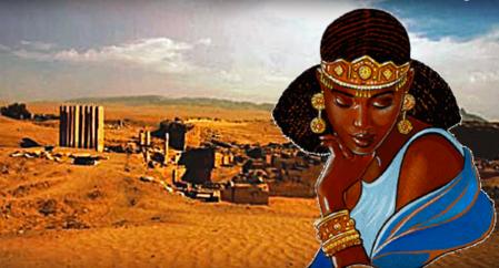 Black History Month, Makeda reine africaine inspirante