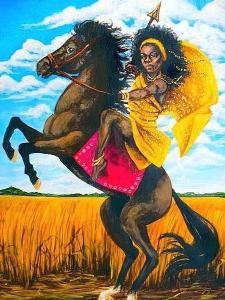 Yennenga, reine africaine inspirante