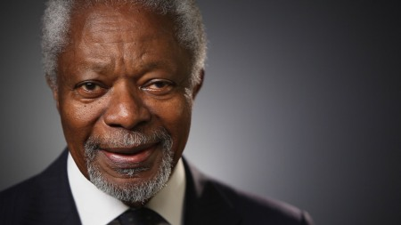 15 citations qui vous feront admirer Kofi Annan